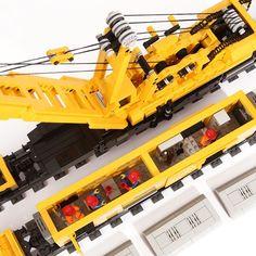 Lego Technic Truck, Trophy Truck, Lego Sets, Lego Crane, Monster Trucks, Lego Friends, Lego Creations, Legos, Projects