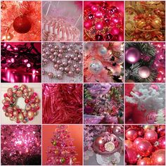 Pink Christmas by Diogioscuro, via Flickr