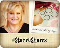 In celebration of World Card Making Day #StaceyShares how @Spellbinders is helping one woman reach her goal of making 300 handmade cards AND why we think you'll want to join us. Read more on the blog.