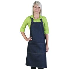 Show details for Utility Apron Apron, Detail, How To Wear, Collection, Fashion, Pinafore Apron, Moda, Fashion Styles, Fashion Illustrations