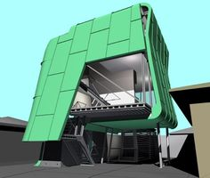neil denari | Favorite Architects | Pinterest | Architecture, Drawing  models and Architects