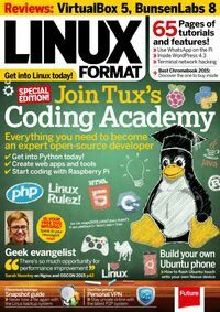 Linux Format Linux, Coding Academy, Technology Magazines, Apps, Digital Magazine, Thought Provoking, Ebooks, Uk Digital, September
