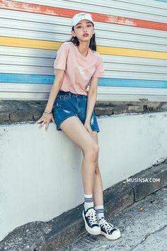 Chẳng phải ngẫu nhiên giới trẻ Hàn được khen là mặc đẹp nhất châu Á, cứ ngắm street style hè siêu đỉnh của họ là rõ - Ảnh 5.