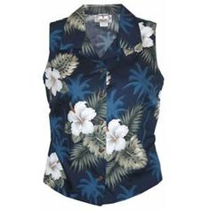 a7495395f3a3 74 Best Hawaiian shirts for women images in 2017 | Cotton blouses ...