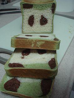 熊貓麵包 Panda Toast Bread recipe