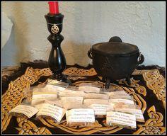 18 Magick Herbs ~ Wicca ~ Witch ~ Starter Herb Kit ~ Rose Hips~ Dandelion Root ~ Cumin ~ Eucalyptus ~ Myrrh Resin ~ Cloves & Many More by SummerlandBB