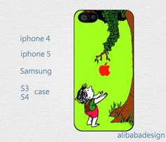 Iphone 4 case iphone 4s case iphone 5 case by AlibabaDesign, $6.88