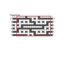 Wol & Co trappenhuis breischema Mosaics