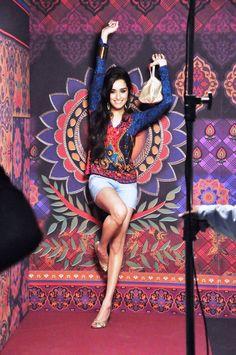 Dancing-Shraddha Kapoor