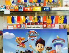 Super Paw Patrol Party