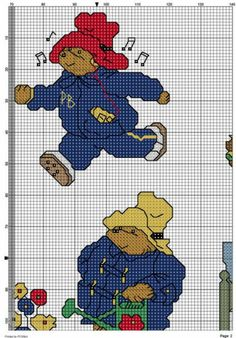 paddington bears life