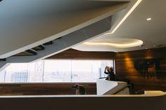 Sydney Open 2014 inside the AMP building.   Photo © Haley Richardson for Sydney Living Museums.