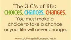 Quotes About Life Changes