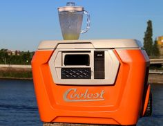 Coolest Cooler- Birthday Gift!
