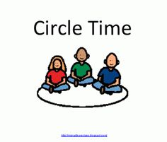 Miss Allisons Class: Social Story Saturday #3--Circle Time (FREEBIES!)