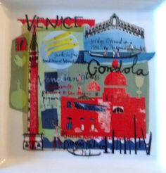 Venice Tapas Plate