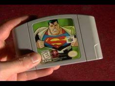 Superman 64 - Nintendo 64 - Angry Video Game Nerd - Episode 51 - YouTube
