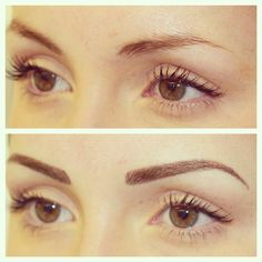 Permanent Brows by Beautissima … – tatowieren Mircoblading Eyebrows, Types Of Eyebrows, Tweezing Eyebrows, How To Draw Eyebrows, Permanent Eyebrows, Threading Eyebrows, Permanent Makeup, Tattooed Eyebrows, Eyebrow Shaper