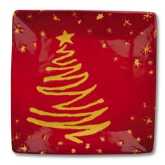 paint your own christmas plate - Google Search