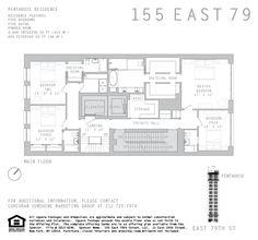 155 east 79th ph floor 1