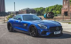 2016 Prior Design Mercedes-AMG GT S PD800GT - Photos