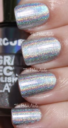 Layla Hologram Effect - Mercury Twilight: Imagine how amazing this would look with a killer summer tan!!!