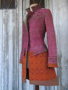 http://www.pinterest.com/cel3638/couture/ Indalia Fashion - Asian and Italian fabrics combined with Italian tailoring