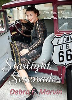 """STARLIGHT SERENADE"" is a delightfully involving historical romance with elements of mystery and suspense from author Debra E. Lynn Collins, The Englishman, Arizona, Ziegfeld Girls, Historical Romance, Golden Age Of Hollywood, Kinds Of People, Route 66, Great Books"