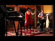 Kimbra - Good Intent: Recorded live at Sing Sing Studios in Melbourne, Australia  Yeah. She's Brilliant.