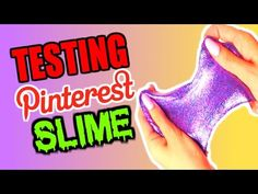 DIY Crafts: How To Make Jolly Rancher Slime - DIY Slime with 3 Ingredients! - YouTube