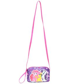 Fab Girls' or Little Girls' My Little Pony Crossbody Handbag