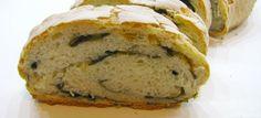 Jogurtový chlieb s medvedím cesnakom