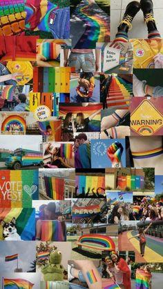 63 ideas for aesthetic wallpaper plain Tumblr Wallpaper, Cute Wallpaper Backgrounds, Cute Wallpapers, Plain Wallpaper, Aesthetic Pastel Wallpaper, Aesthetic Wallpapers, Gay Aesthetic, Aesthetic Collage, Rainbow Wallpaper