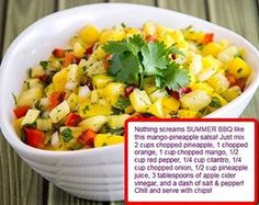 Try this easy summer salsa recipe! We hope you had a great Memorial Day! Use code INSTAGRAM for a discount on all of our bbq grills and supplies!! #bbq #barbecue #salsa #nachos #party #graduation #summervacation #memorialdayweekend #food #snacks #margaritamonday #tacotuesday #chill #longweekend #grill #homedepot #webergrill #lowes #homegoods #ikea #wayfair #recipe