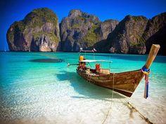 Phi Phi Island Early Bird Trip including Maya Bay and Bamboo Island from Phuket in Thailand Asia Beautiful Islands, Beautiful Beaches, Beautiful Scenery, Italy Travel, Travel Usa, Car Travel, Isla Phi Phi, Phi Phi Beach, Maya Bay