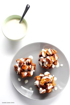 French Toast Cups   gimmesomeoven.com