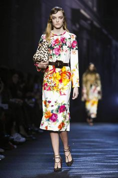 LIVESTREAMING: The Blumarine Fashion Show, ready-to-wear collection Fall Winter 2016 runway show in Milan