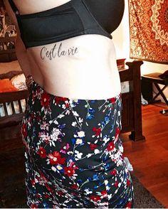 C'est La Vie Tattoo