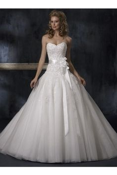 Evening Princess Wedding Dress - Crystals & Creme, South Africa