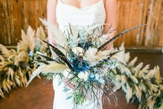 Feather-Accented Boho Styled Shoot | Seattle, WA