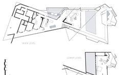 Sheats goldstein john lautner los angeles concrete mid century modern house