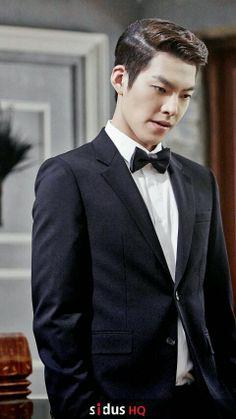 Kim Woo Bin as Choi Young Do ♡ #Kdrama // The #HEIRS