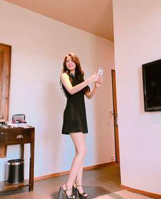 Kpop Girl Groups, Kpop Girls, Korean Beauty, Asian Beauty, Instagram 2017, Kim Seol Hyun, Seolhyun, Girl Bands, Ulzzang