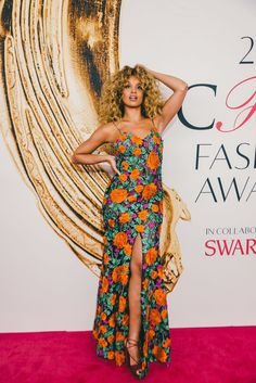 Alternate Views of the 2016 CFDA Red Carpet - -Wmag
