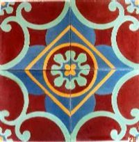 CMosaic Tile - Click To Enlarge