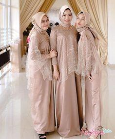 Model Kebaya Muslim, Model Kebaya Brokat Modern, Dress Brokat Muslim, Kebaya Modern Hijab, Dress Brokat Modern, Kebaya Hijab, Kebaya Dress, Dress Pesta, Dress Brukat
