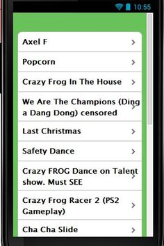 """Crazy Frog, originally known as The Annoying Thing, is a computer-animated character created in 2003 by Swedish actor and playwright Erik Wernquist.<p>DISCLAIMER: This is an unofficial app and the purpose of this app is for entertainment only. This application complies with US Copyright law guidelines of """"fair use"""". All rights reserved by respective content owners. The content provided in this app is hosted by YouTube and is available in public domain by you tube api. and registered users…"""