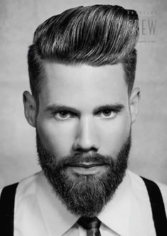 #Barbe Chic n°46