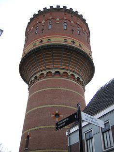 Watertoren Lauwerhof - Lijst van watertorens in Nederland - Wikipedia