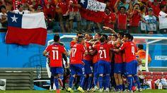 Chile3 Australia1
